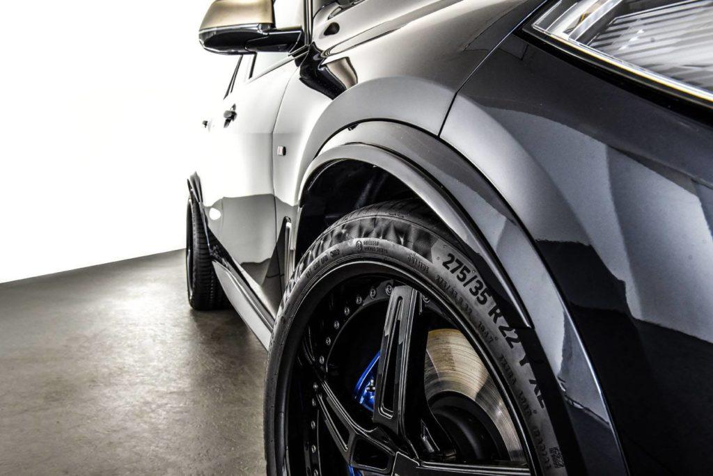 ג'אנטים לבמוו BMW מבית AC שניצר סדנת השיפורים הגרמנית